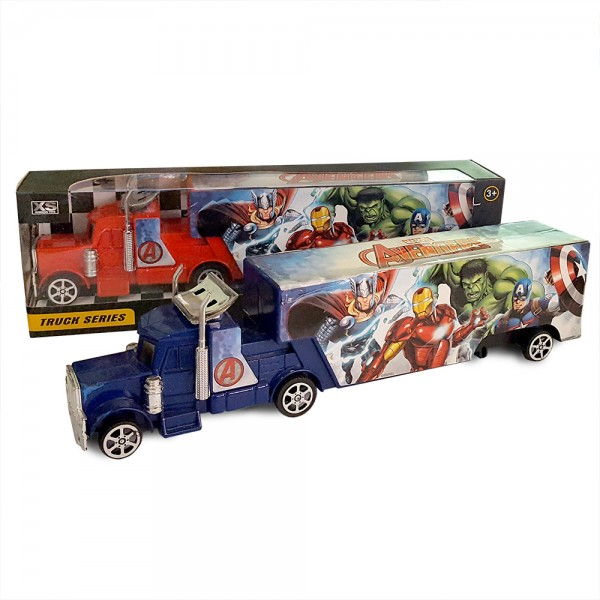 Малък детски камион MARVEL AVENGERS