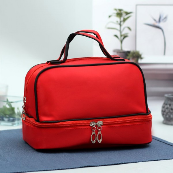 Козметична чанта с 2 отделения