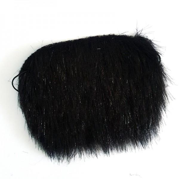 Комплект изкуствена брада и вежди за дегизиране парти аксесоари