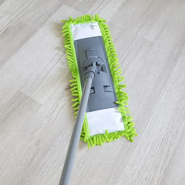Подочистачка моп с микрофибърна кърпа