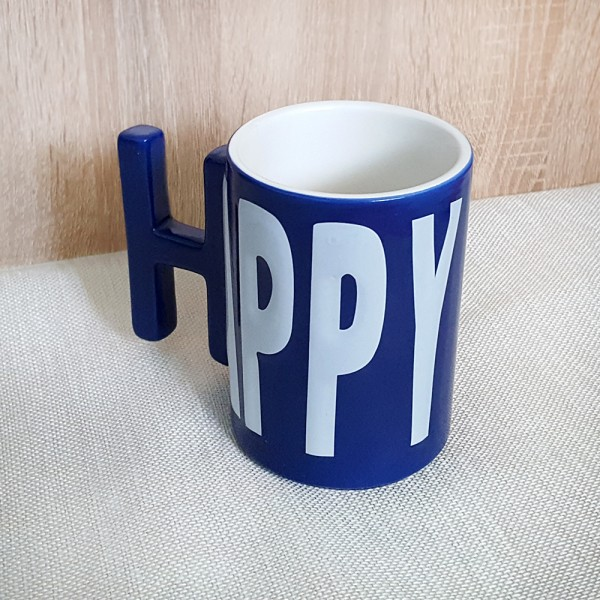 Керамична чаша HAPPY 450ml