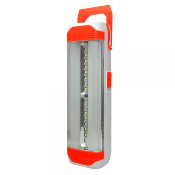 Акумулаторна аварийна лампа соларен къмпинг фенер 16 SMD LED светодиода