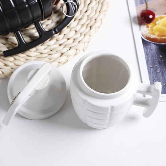 Подаръчна чаша за чай с нестандартна форма 280мл
