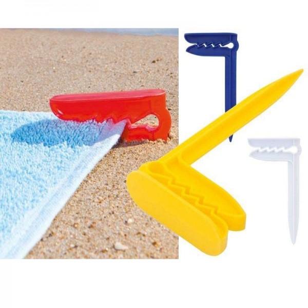 Комплект щипки за плажна кърпа 4 броя
