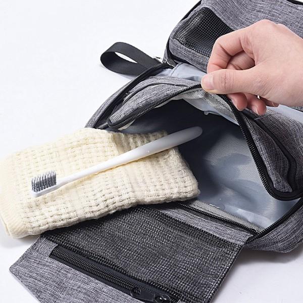 Козметичен несесер за пътуване чанта за тоалетни принадлежности