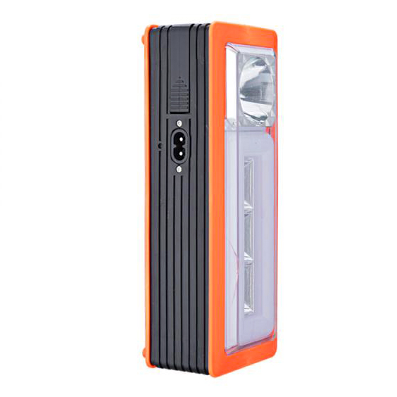 Презареждаема работна Led лампа фенер с дръжка 3 режима на светене
