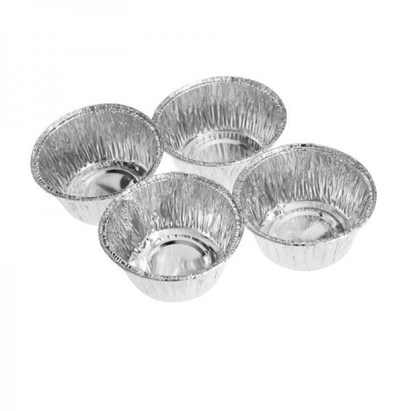 Алуминиева форма за крем карамел мъфини дребни сладки 90ml