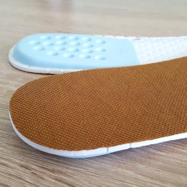 Антибактериални стелки за обувки с повдигната пета дишаща стелка 36-46 номер