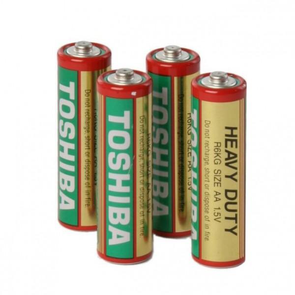 Батерия TOSHIBA AA R6KG SP-4TGTE BG комплект от 4 броя батерии