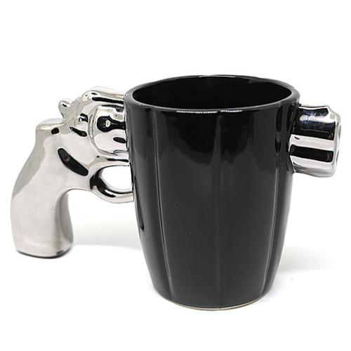 Керамична чаша нестандартен подарък за мъж полицай