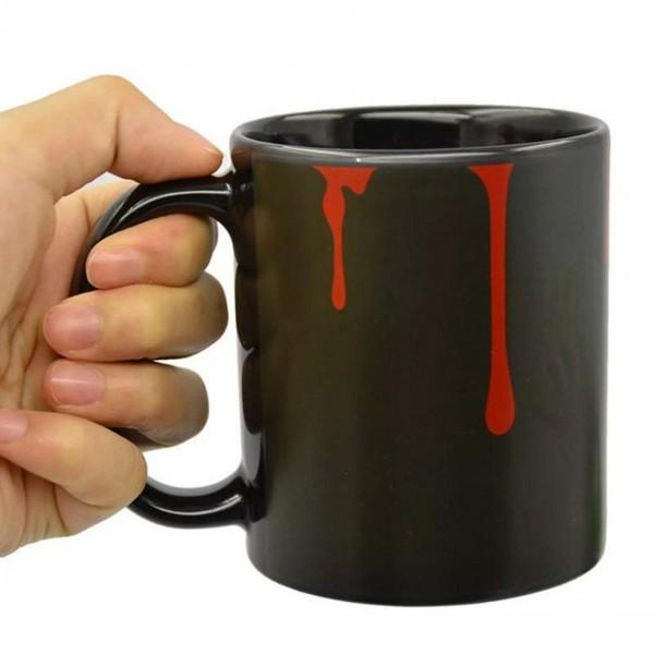 Магическа зловеща чаша ЗОМБИ ДУХ 300ml