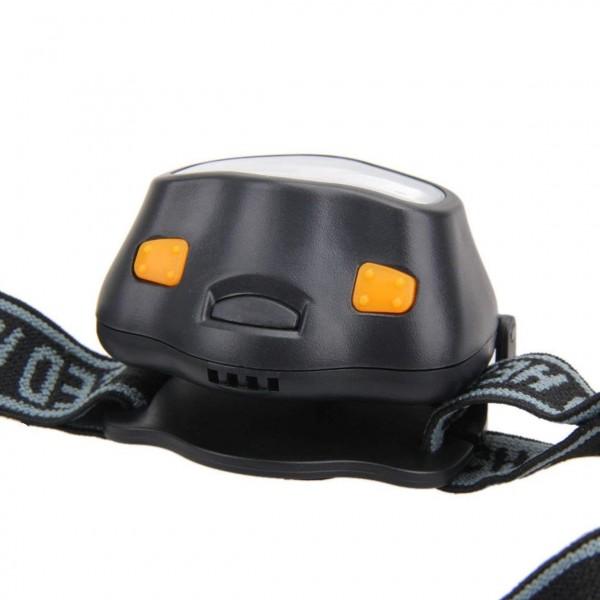 12 COB Led фенер за глава челник с 3 режима на светене