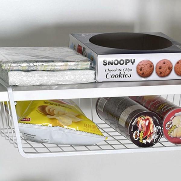 Допълнителен рафт за шкаф подвижна метална кошница за пестене на място