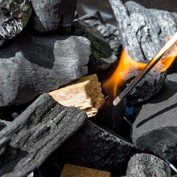 Еко подпалки за барбекю 32 броя разпалки