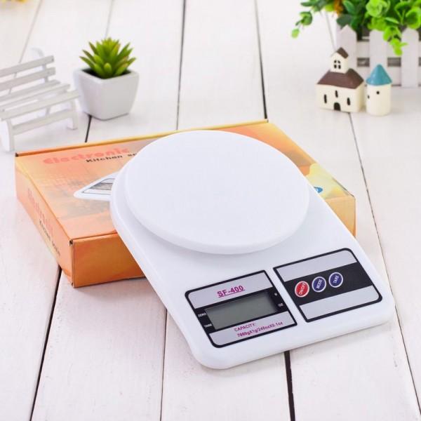 Електронна кухненска везна 7kg-10kg/7000-10000gr домакински кантар