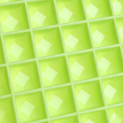 Пластмасова форма за лед с 96 клетки форми за лед мини кубчета