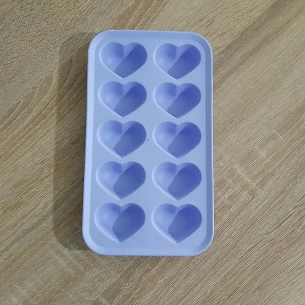 Форми за лед сърца 10 гнезда форма за лед