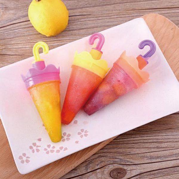 Форми за сладолед чадърчета формички за ледени близалки
