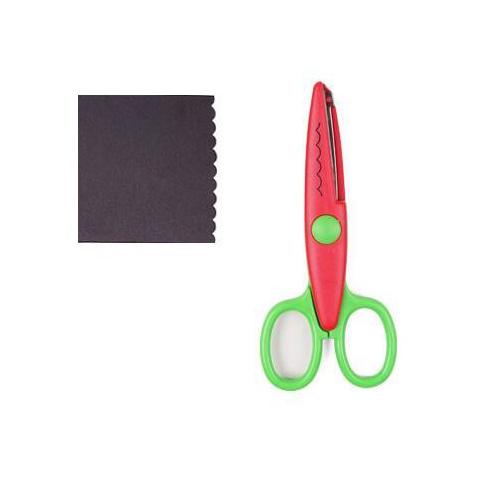 Къдрава ножица за декоративно рязане 6 модела