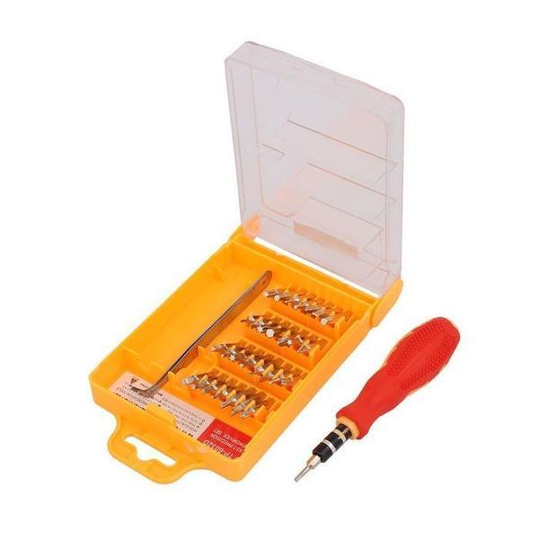 32 в 1 комплект отвертка с накрайници за ремонт на телефони и таблети