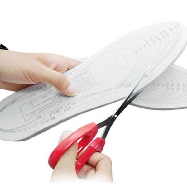 Антибактериални меки стелки за обувки 35-46 номер Memory insoles