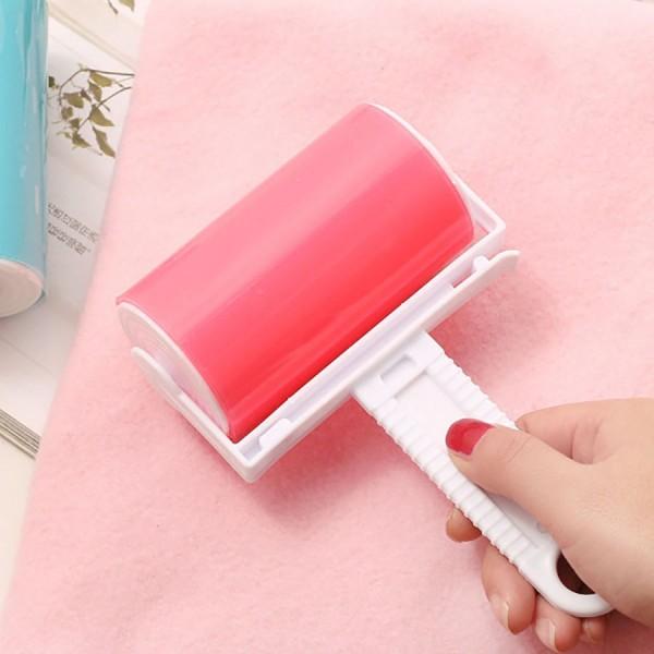 Миеща се ролка за обиране на косми и мъхове ролка за почистване на дрехи