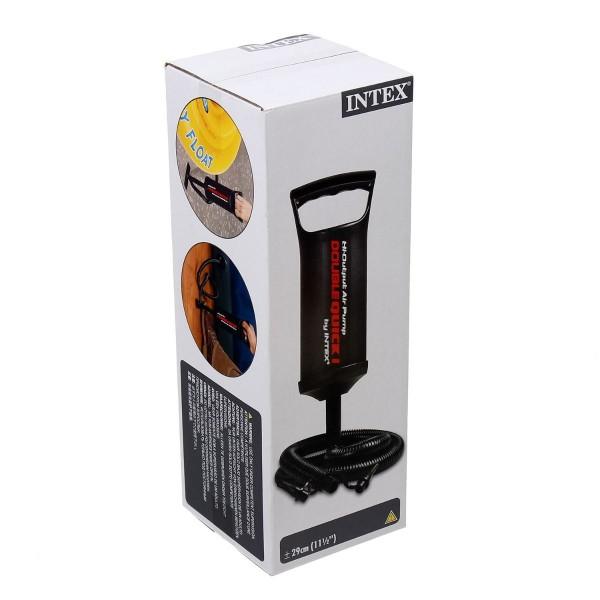 Ръчна помпа за надуване Intex Помпа за дюшеци надуваеми играчки 29см