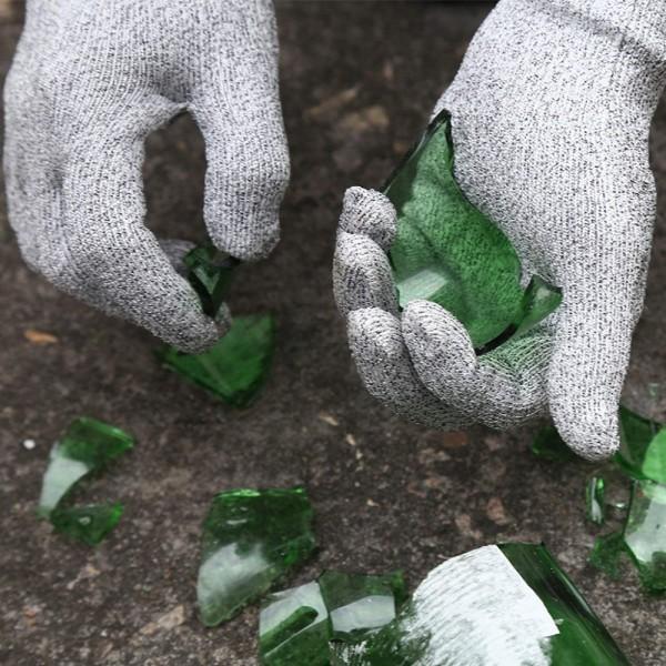 Работни предпазни ръкавици против порязване ниво 5
