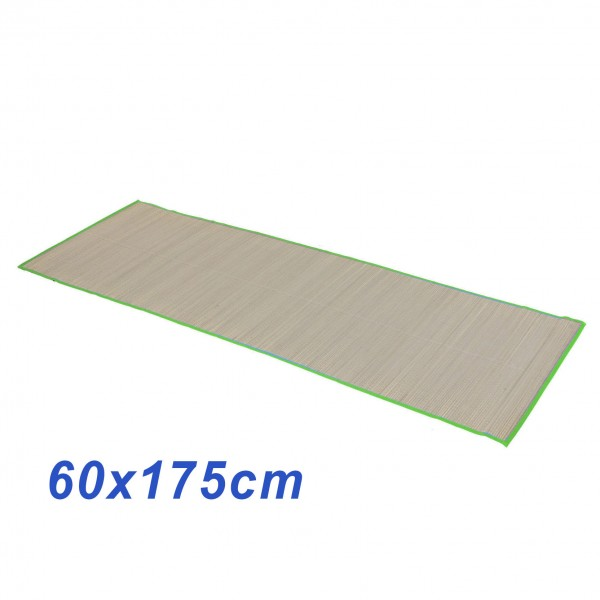 Плажна рогозка постелка за пикник къмпинг летуване 60x175cm