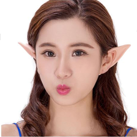 Силиконови уши на елф парти елфски уши