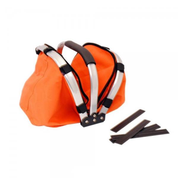 Сгъваема кошница за пикник или пазаруване