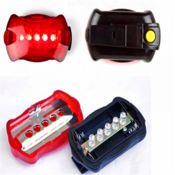 LED стоп за велосипед светлини за колело
