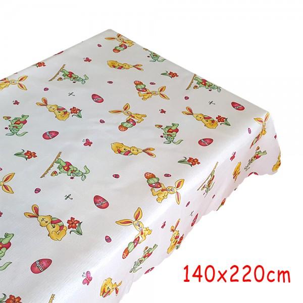 Текстилна великденска покривка за маса