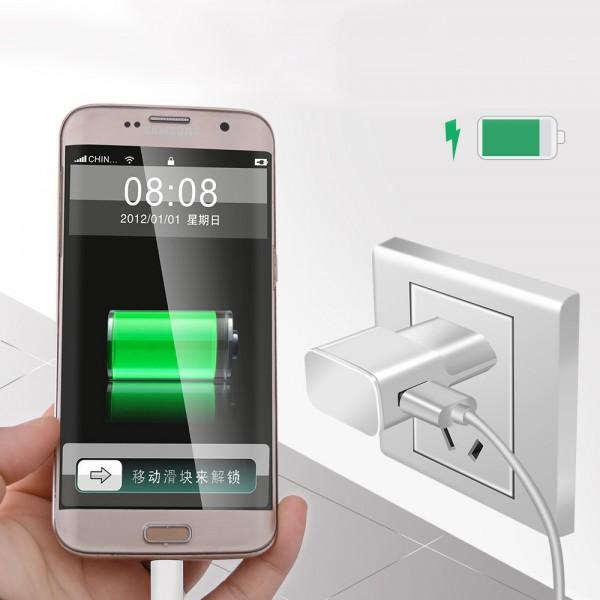 Универсално USB зарядно за контакт USB адаптер за зареждане