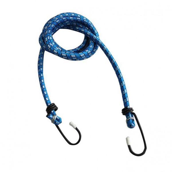 Обтяжно въже за багаж с 2 куки ластик за багаж 150см, 7мм дебелина