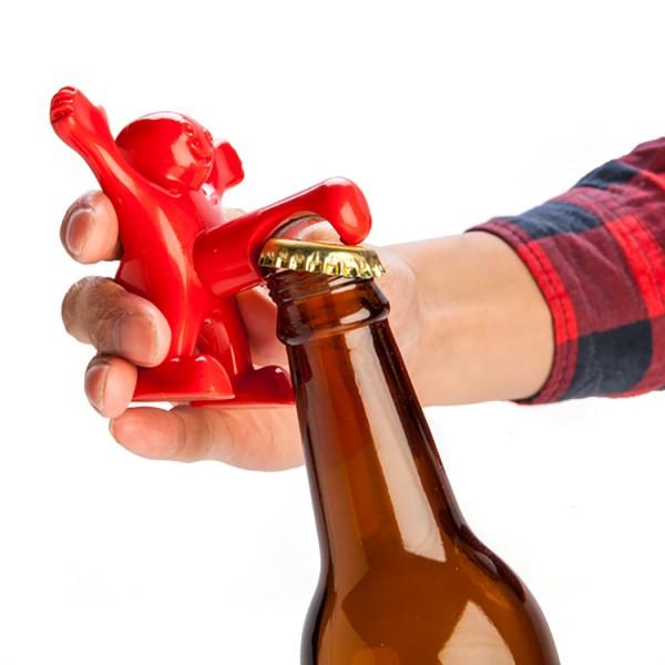 Закачлива отварачка за бутилки Happy man парти аксесоар