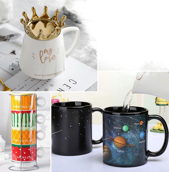 Нестандартни чаши за подарък