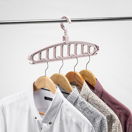 Падаща закачалка за дрехи органайзер за гардероб