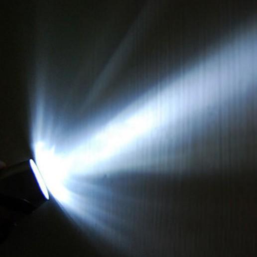 Фар за велосипед с 2 режима на светене 6 LED диода