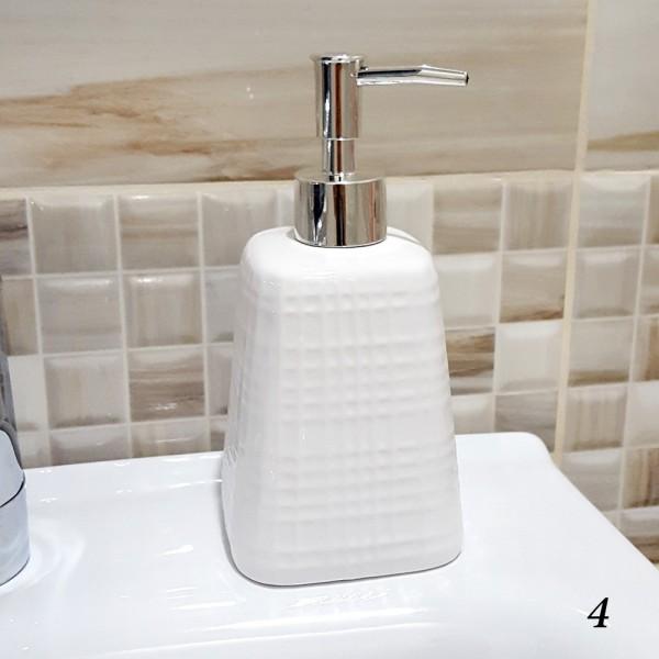 Керамичен диспенсър за течен сапун