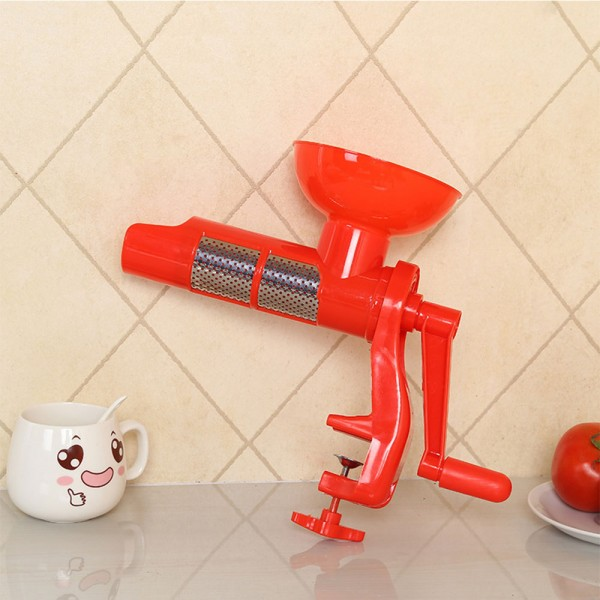 Машинка за мелене на домати без семки и люспи мелачка за доматен сок