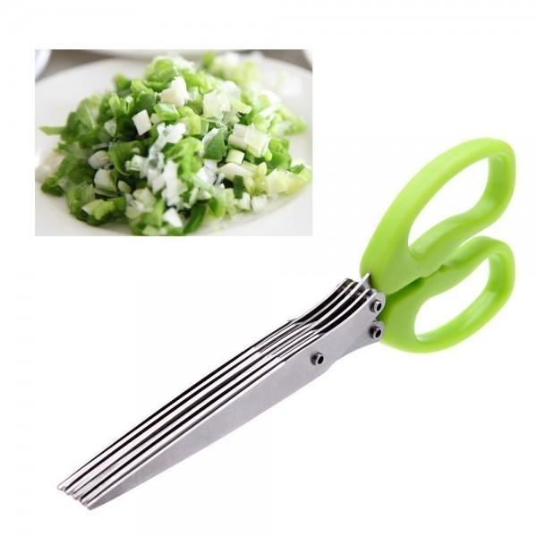 Кухненски прибор за рязане на зеленчуци и подправки