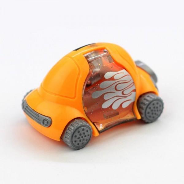 Острилка за моливи с контейнер с форма на кола