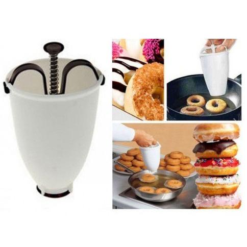 Шприц за понички ръчен уред за правене на понички Donut Maker