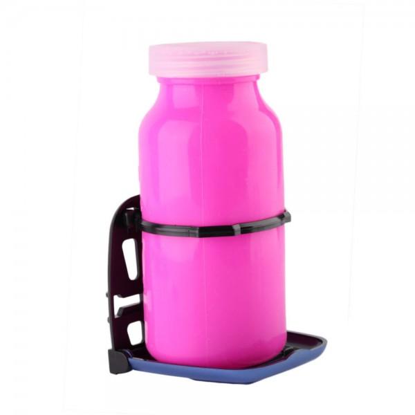 Сгъваема поставка за чаша за кола универсална стойка за чаша кен бутилки