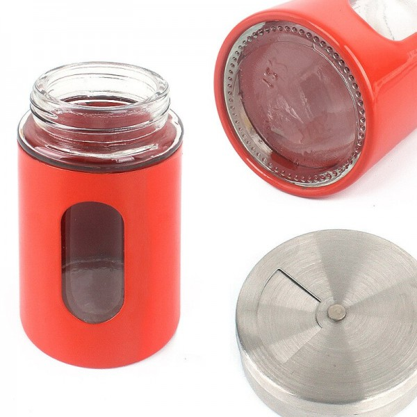 Солничка бурканче за подправки пиперница солница 100мл