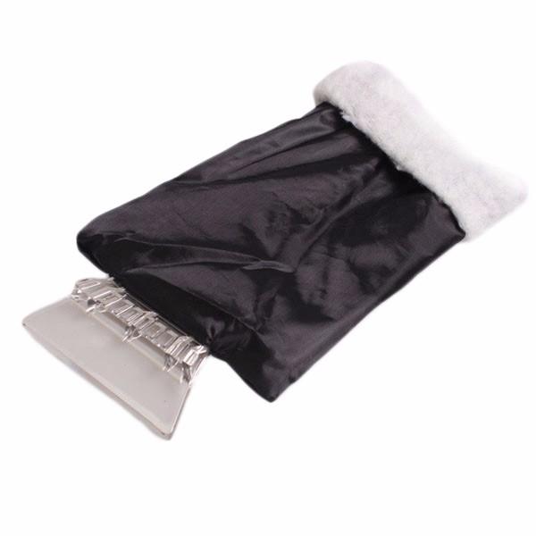 Стъргалка за лед с ръкавица против измръзване авто аксесоар за почистване