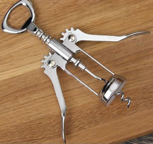 Тирбушон с лостов механизъм и отварачка 16см
