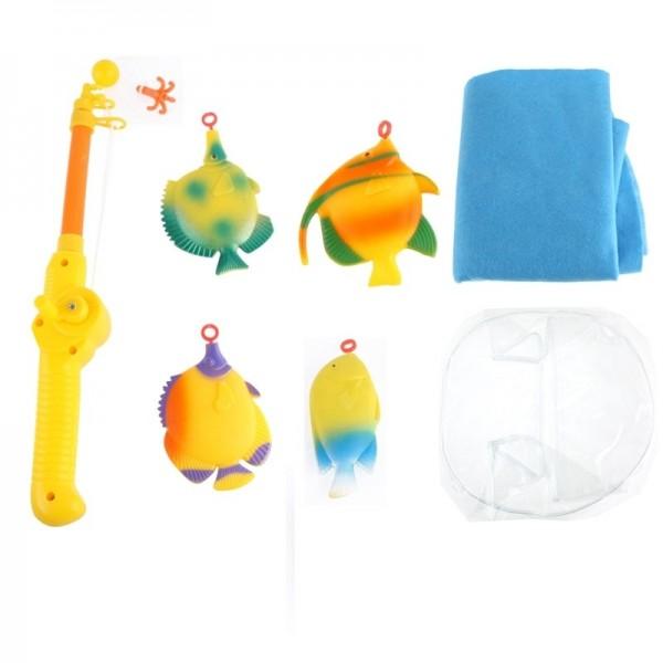 Забавна игра Риболов за тоалетна подарък за любители на риболова