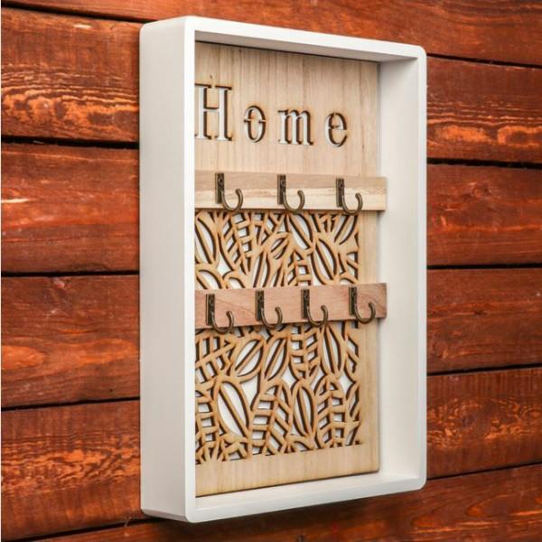 Декоративна кутия за ключове HOME